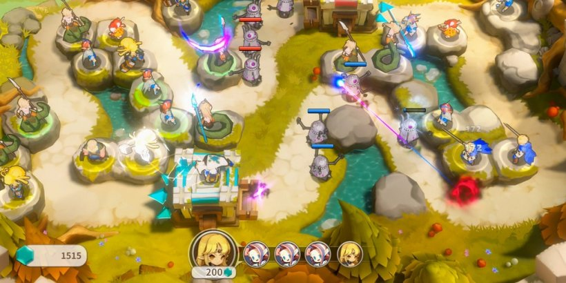 Multiplayer tower defense Guardian Chronicle now also available on Steam