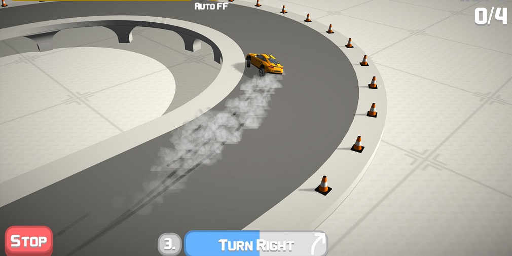 Code Racer is a racing game about programming your vehicle, out today for Android