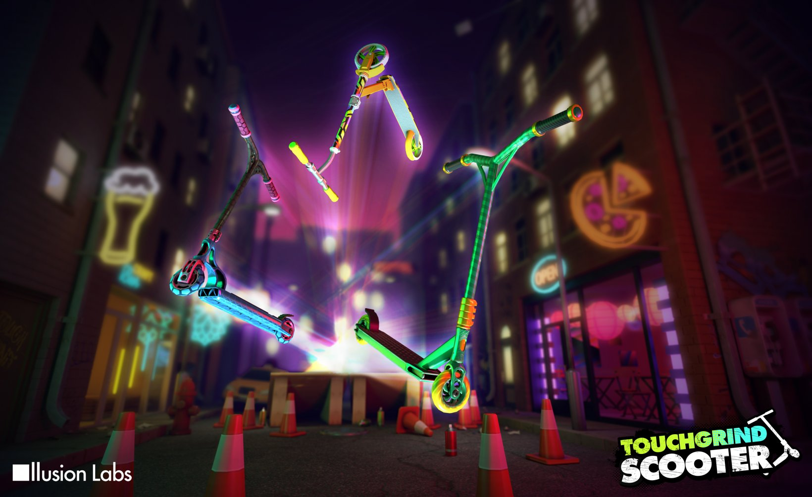 Touchgrind Scooter: Three things to know about the two-wheeler game
