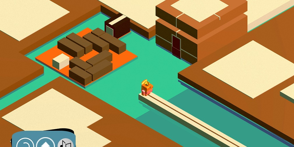 Angel (Cube World) is a cartoony puzzle game coming to mobile next year