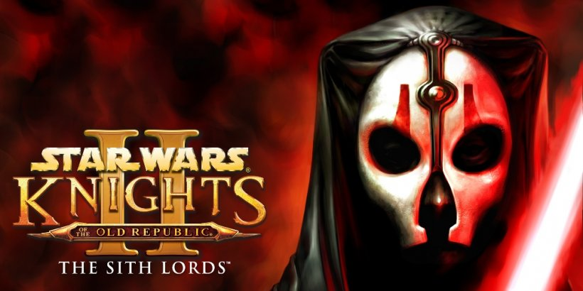 Star Wars Knights of the Old Republic II, the classic RPG, will be heading for iOS and Android this month