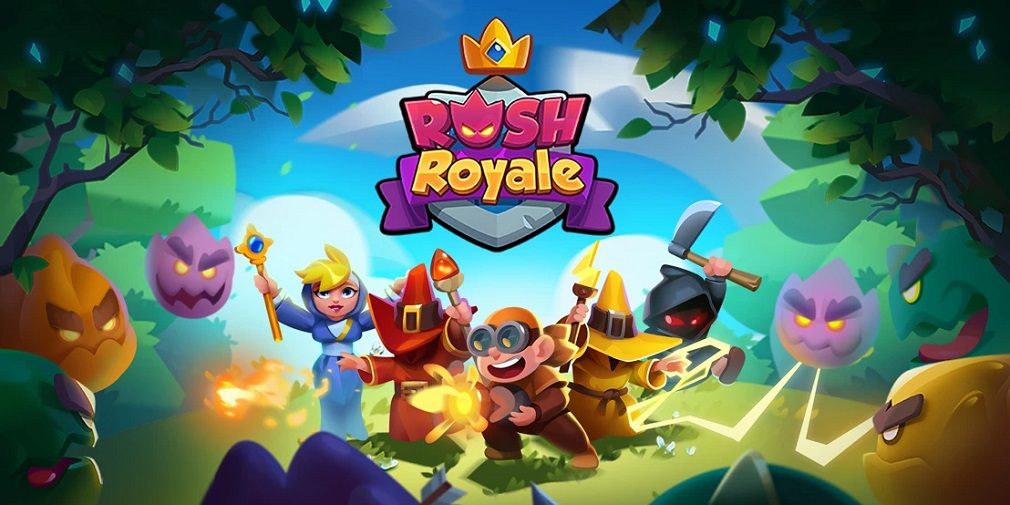 "Rush Royale hands on - ""Mixing a bunch of great genres together"""