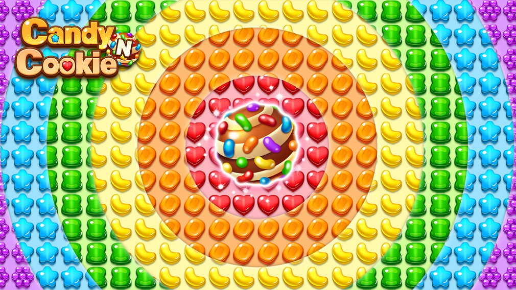 Blast through confectionary in Candy N Cookie, a new match-three game from Superbox Inc.