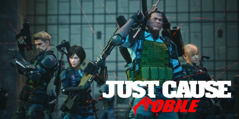 Just Cause: Mobile release date and the rest you need to know