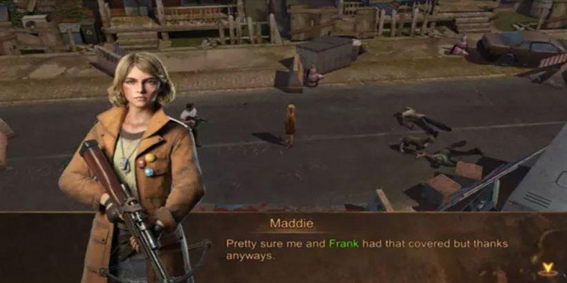 State of Survival best heroes - maddie