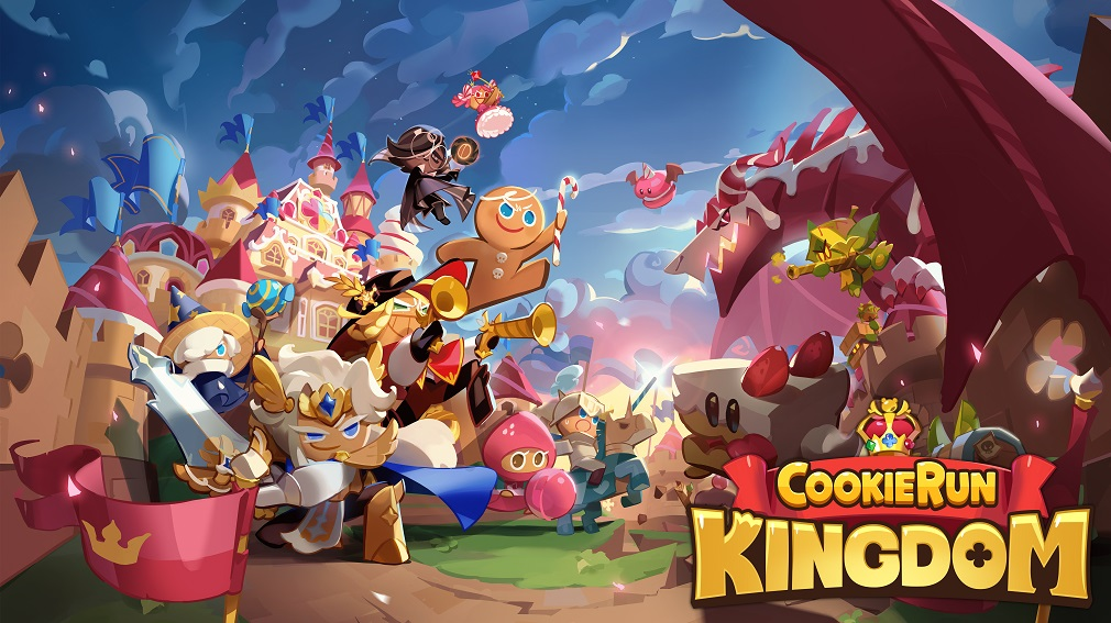 Cookie Run: Kingdom is an epic food fighting game out now on iOS and Android