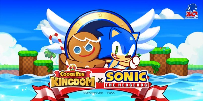 """Cookie Run: Kingdom welcomes Sonic The Hedgehog and Miles """"Tails"""" Prower in exciting limited-time collab event"""