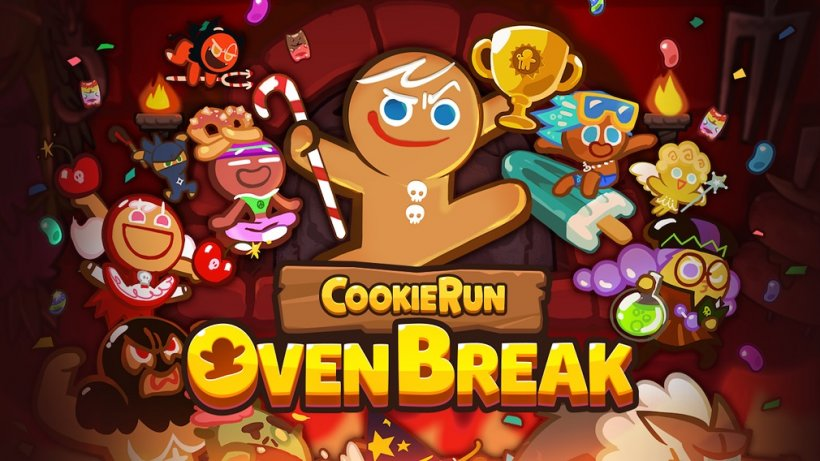 GingerBrave Run is the latest Cookie Run: OvenBreak AR filter by Instagram talent, Christopher Gu