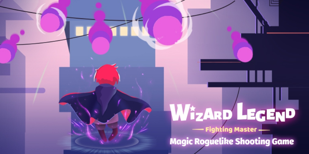Wizard Legend: Fighting Master is a roguelike shooter where you do battle against mutated desserts