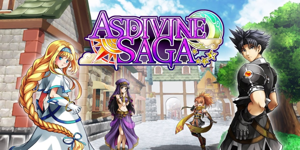 Kemco's JRPG Asdivine Saga is out today on iOS and Android