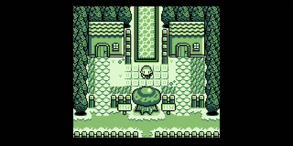 8-bit horror adventure Deadeus available for pre-order on Game Boy