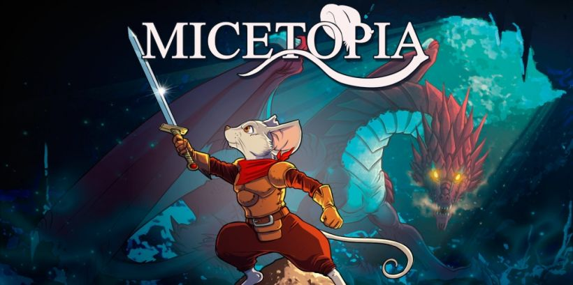 Micetopia is an upcoming pixel art Metroidvania that's heading for iOS and Android
