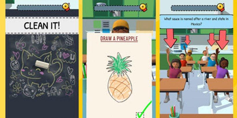Teacher Simulator, Kwalee's charming sim about managing schoolkids, surpasses 30 million downloads