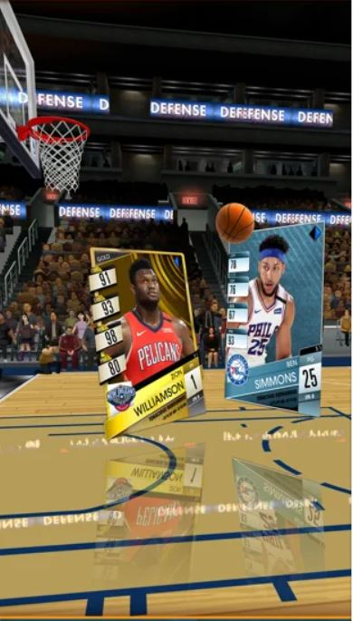 NBA SuperCard