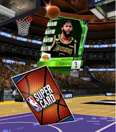 NBA SuperCard: Three things to know about the basketball card battler
