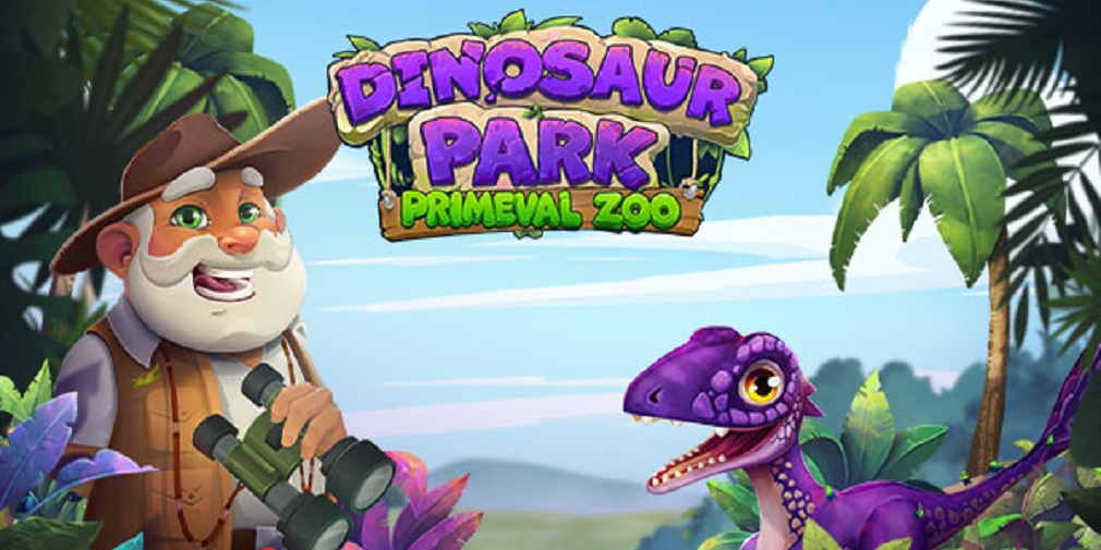 Dinosaur Park: Primeval Zoo, the pet dinosaur simulation game, is now available worldwide on Android