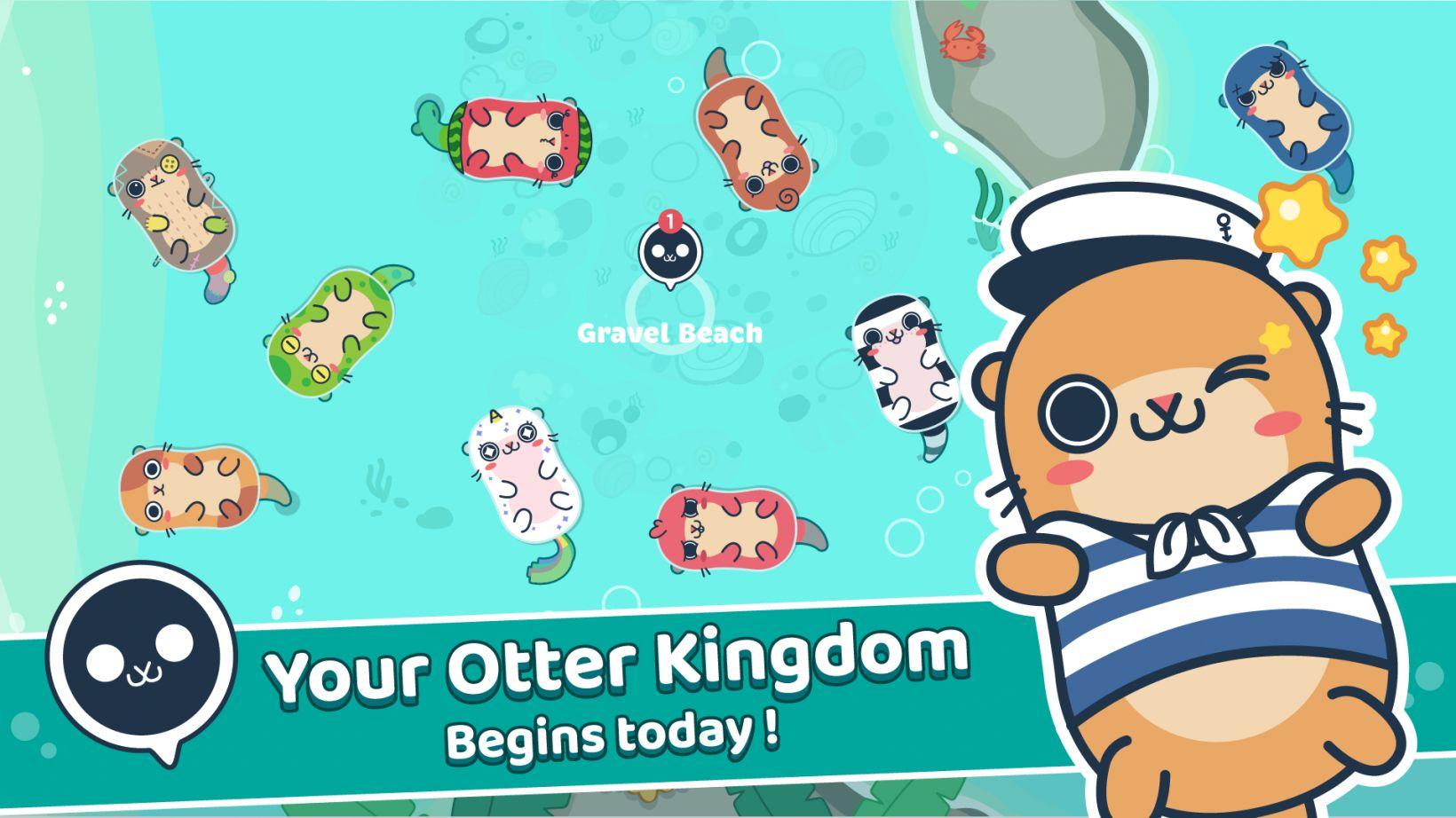 Превью Otter Ocean Treasure Hunt - Спасите моря, заботясь о друзьях-выдрах