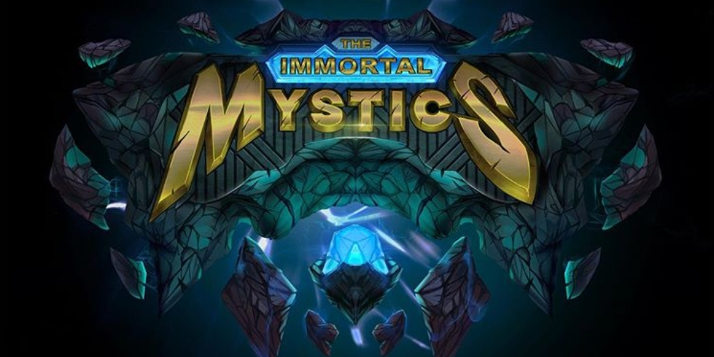 The Immortal Mystics is an upcoming MOBA that's initially heading for PC and then mobile at a later date