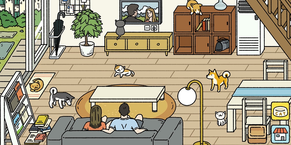Adorable Home's one-year anniversary update adds new living room and garden furniture