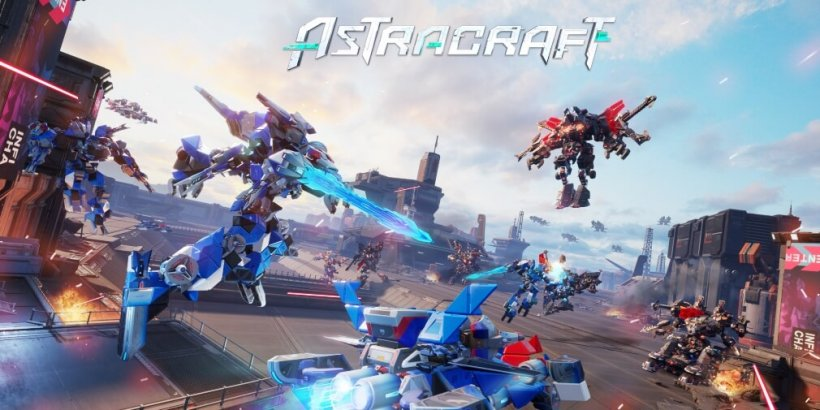 Astracraft's latest update introduces a new competitive 5v5 game mode called Capture Point