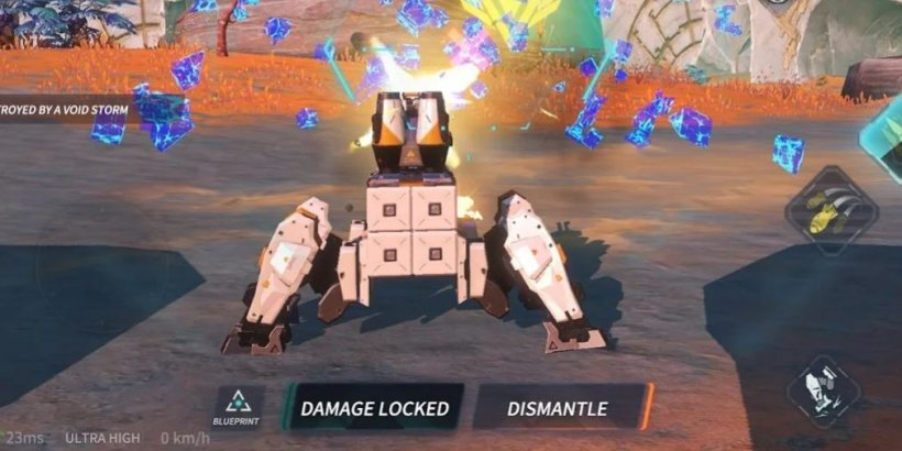 Astracraft: A few tips to help you in this mecha sandbox battler