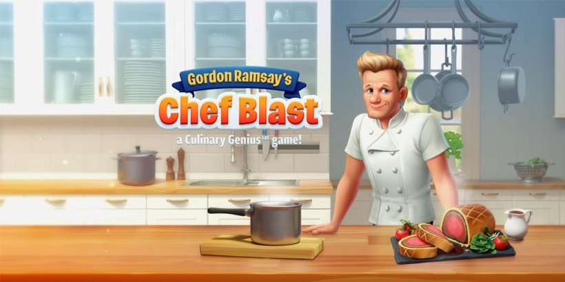 Gordon Ramsay: Chef Blast's Team Trophy Tournament lets players compete with or against celeb influencers in-game