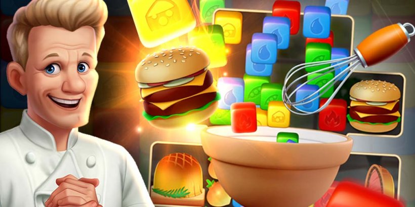 Gordon Ramsay: Chef Blast gives players the chance to win a trip to Las Vegas in latest in-game competition