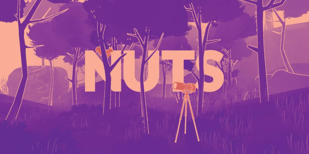 NUTS is an adventure game where you analyse the movements of squirrels that's heading for Apple Arcade this Friday