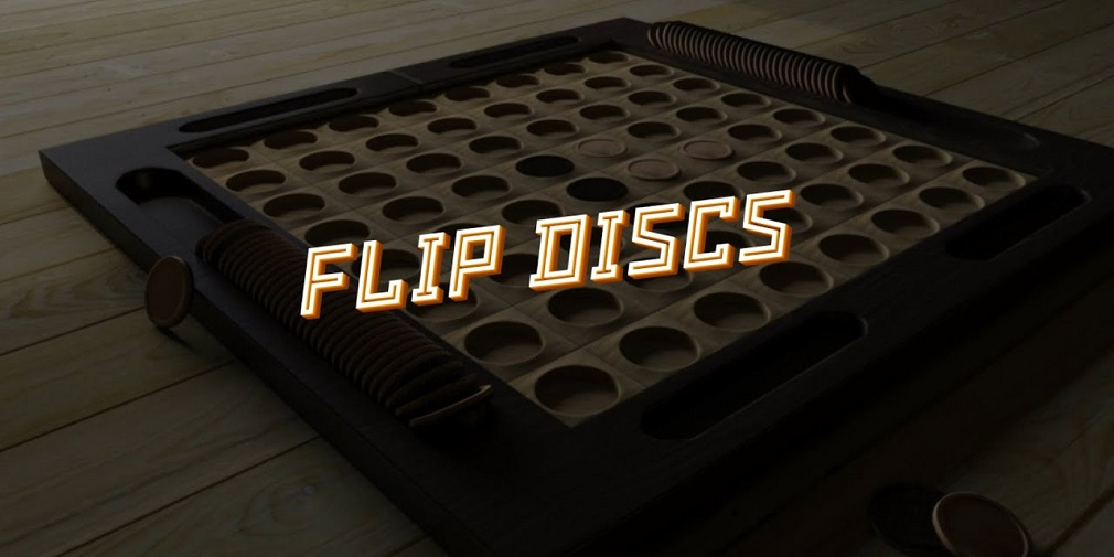 Flip Discs is a disc-based board game available now for Android