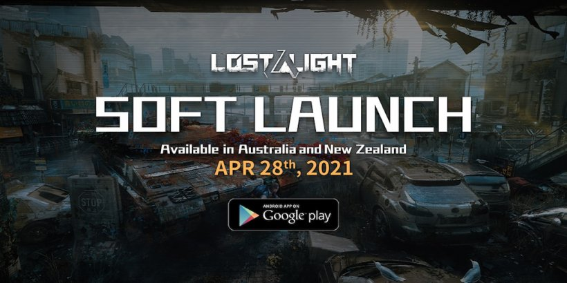 Lost Light, NetEase's upcoming shooter, is heading for soft-launch in two regions for Android soon