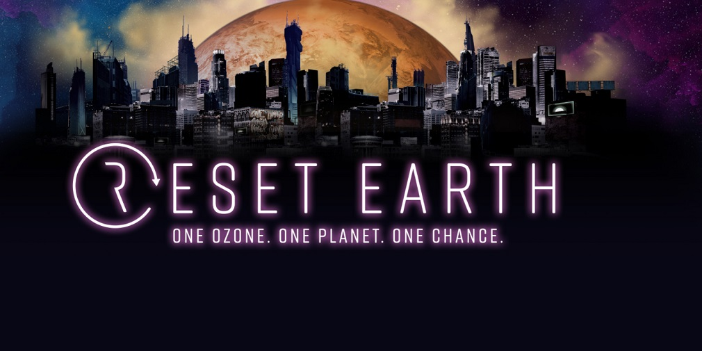 Reset Earth is an upcoming challenging platformer designed to educate children on climate change