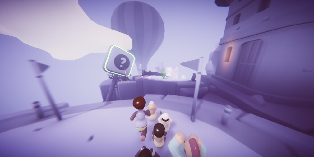 Populus Run is an upcoming runner for Apple Arcade where you control a group of characters
