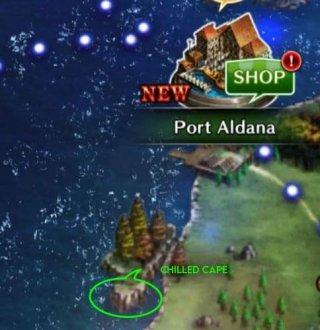 Last Cloudia Treasure Map 2