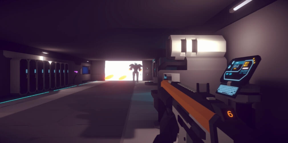 321 Shootout is an FPS for iOS and Android that aims to be as fast-paced and intense as possible