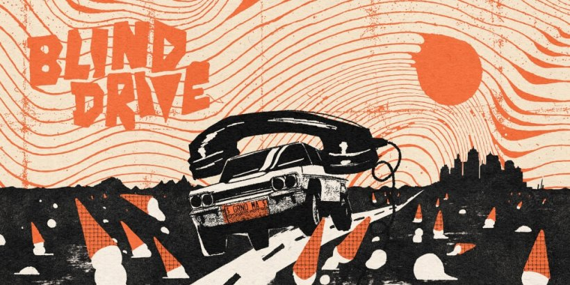 Blind Drive is a game about driving while blindfolded out now on iOS and Android