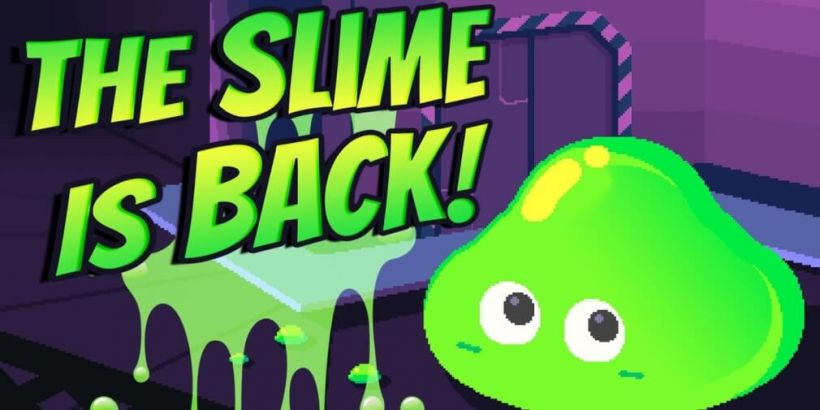 Slime Labs is a physics-based puzzler from Neutronized that's heading for iOS and Android next month