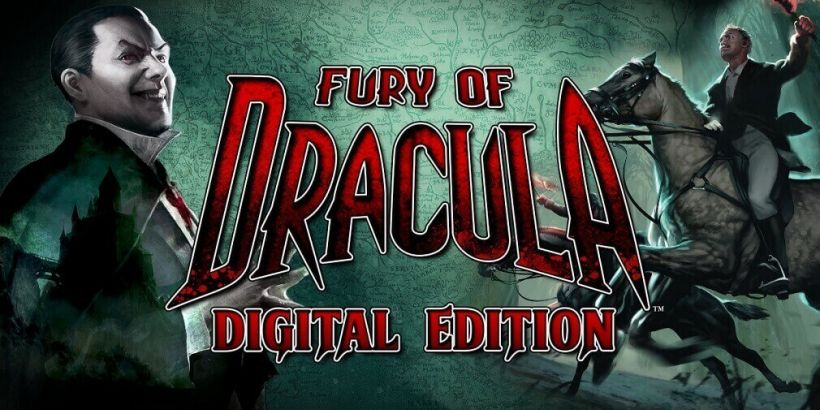Classic strategy game Fury of Dracula is out now on iOS and Android