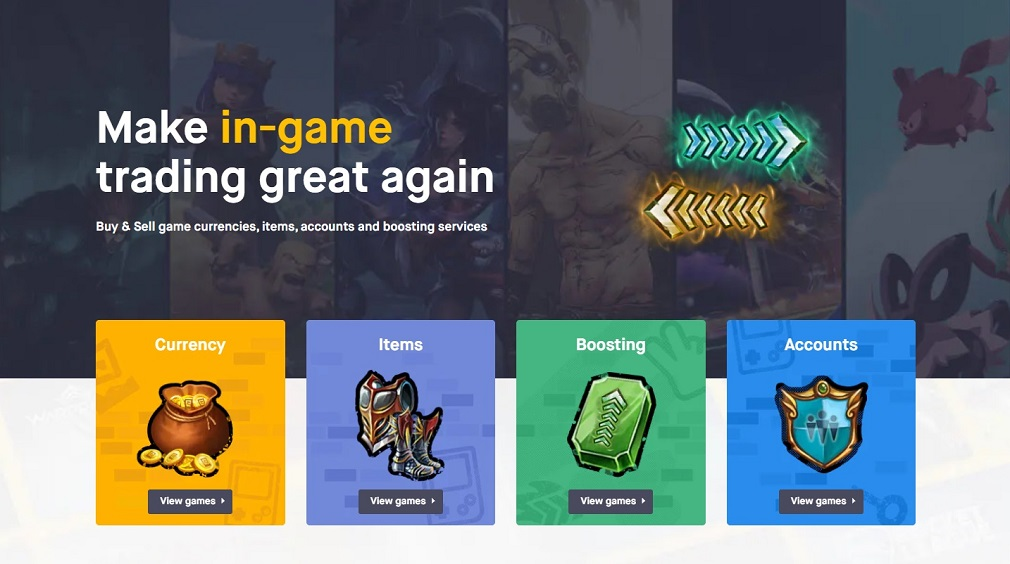 Eldorado: Make Money By Playing Games All Day (Because You Can)