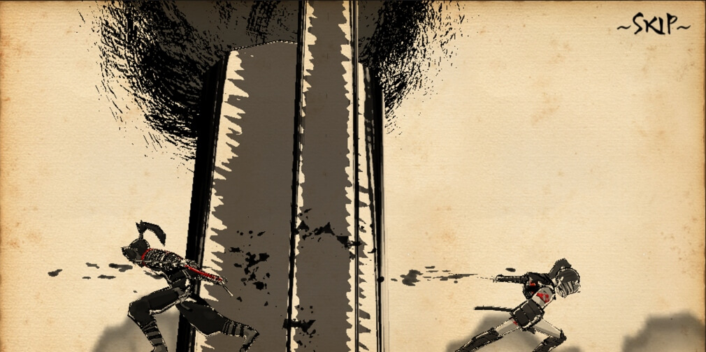 Thousands Layered Edge is an action RPG with a lovely ink wash art style that's heading for Android today
