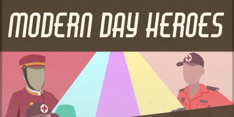 Modern Day Heroes is a collection of minigames that aims to celebrate frontline workers, available now for iOS