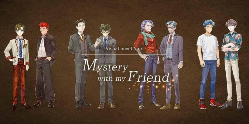 Mystery with my Friend is an LGTBQ+ visual novel out now on iOS and Android