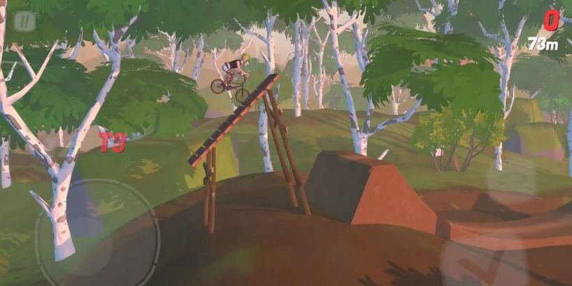 Pumped BMX Flow is a new BMX arcade game for iOS out now