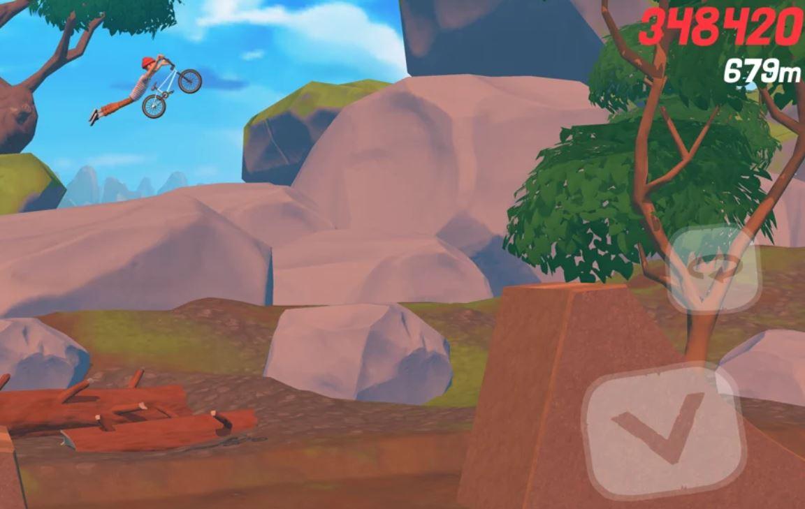 Pumped BMX Flow: три вещи, которые нужно знать об этой бесконечной игре на велосипеде