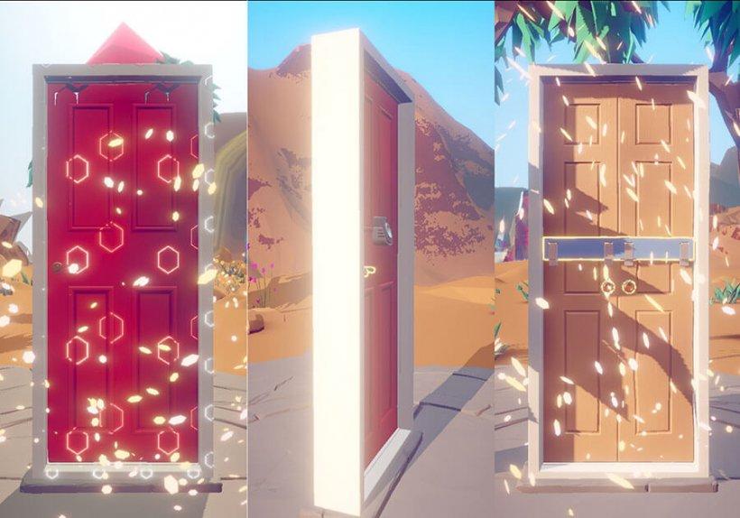 The Door preview