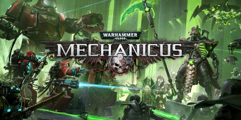 Warhammer 40,000: Mechanicus is an upcoming port of the turn-based strategy game that's heading for iPad and Android tablets