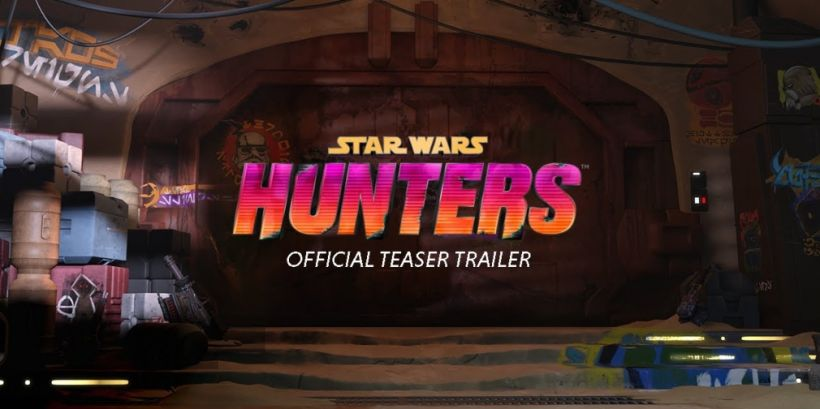 Star Wars: Hunters is an upcoming squad-based multiplayer game from Zynga that's heading for iOS, Android and Switch