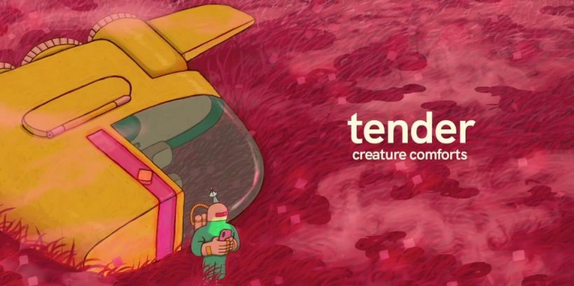 App Army Assemble: Tender: Creature Comforts - Should you swipe left or right on this cutesy dating sim?