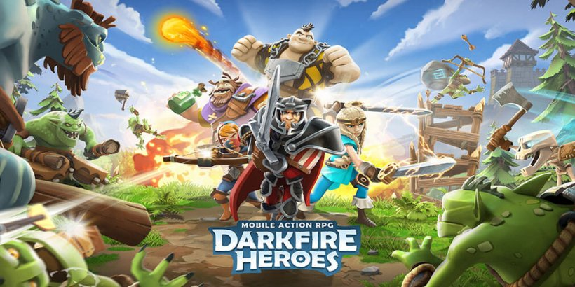 Darkfire Heroes, the action RPG from Rovio, is out of soft-launch now and available worldwide