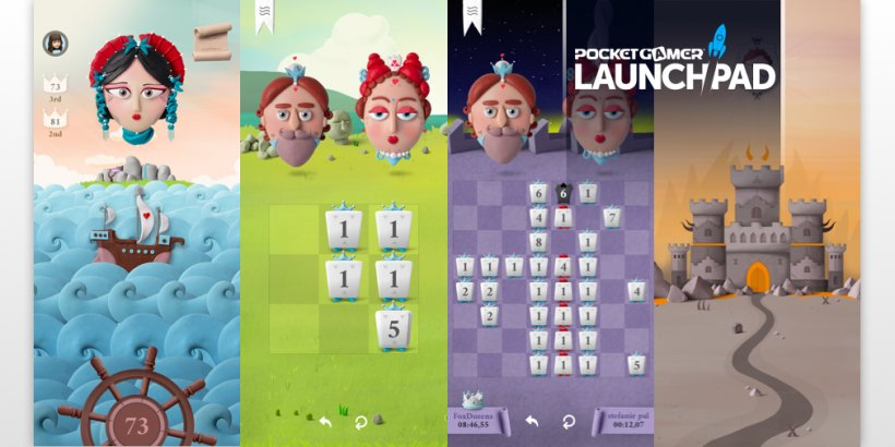 Queen Rules is a new strategic puzzler heading for iOS next week