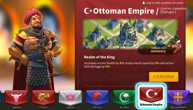 best civilization - ottoman